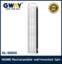 90 LED Rechargeable Emergency Lighting For Home With Handle,Wall Mounted