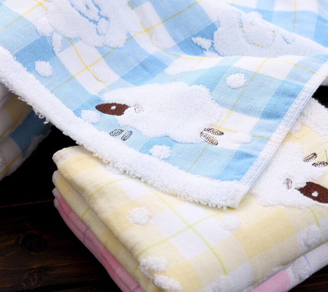 2015 Hot sale Cotton yarn Jacquard Towel