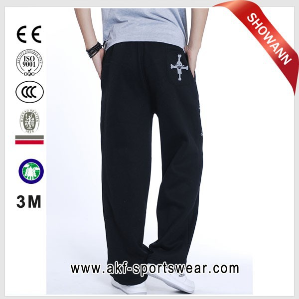 jogging pants design for men/mens heavy cotton pants/jogging pants for men