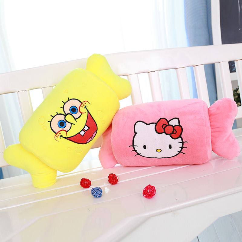 Plush Hand Warmer Stuffed and Plush Toy air conditioning blanket Animal Shape