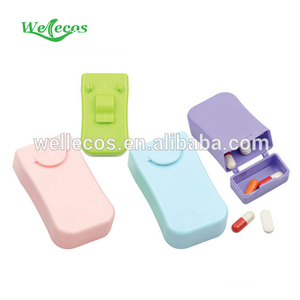 Promotional Children Resistant Pill Box