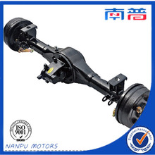 Rear axle for three wheel motorcycle tricycle trike