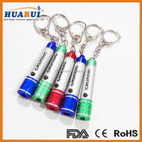 Any Color LED mini keychain light