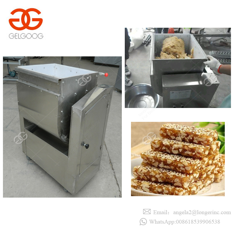 Hot Sale Granola Fruit Energy Bar Puffed Rice Cake Machine Sesame Protein Bar Making Machine Production Line Wrapper Packaging