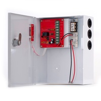 automatic door access control power supply