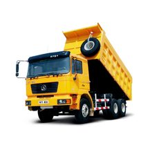 Best price 290hp Shacman 6*4 Dump Truck for sale