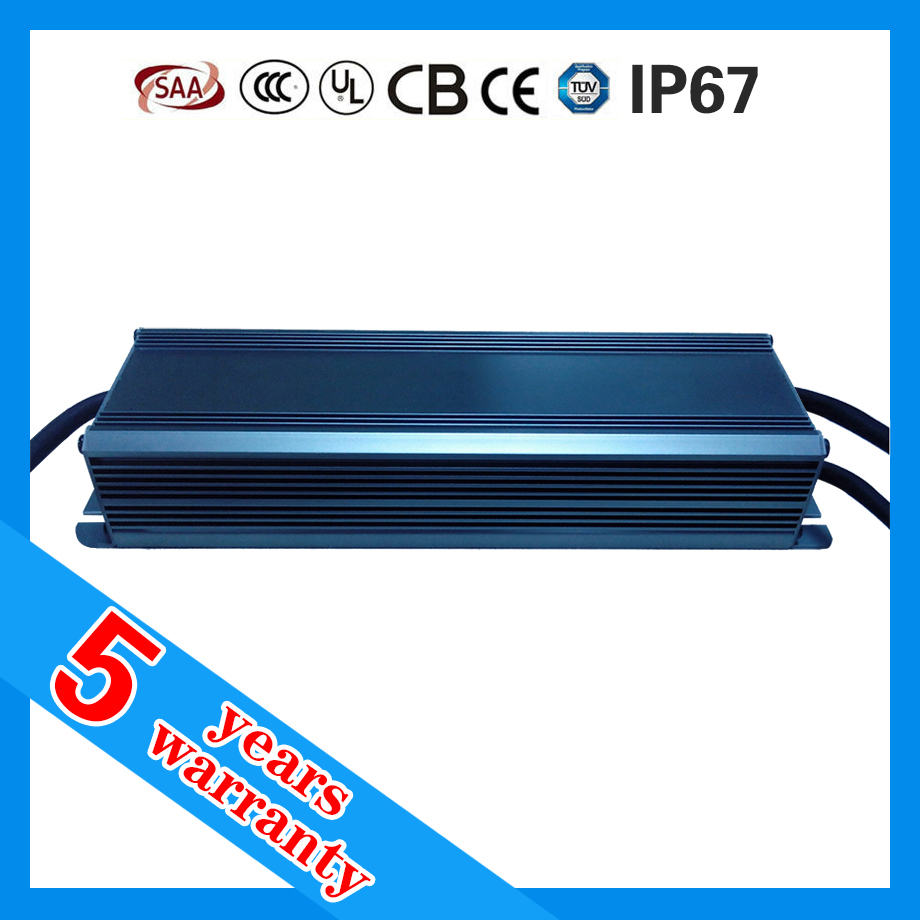 5 years warranty free sample 250W 300W 350W 400W 12V 24V 36V 0-10V dimmable LED driver power supply
