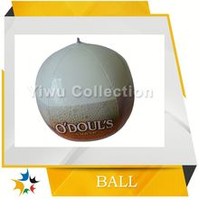 good quality hot seller factory selling inflatable world map ball