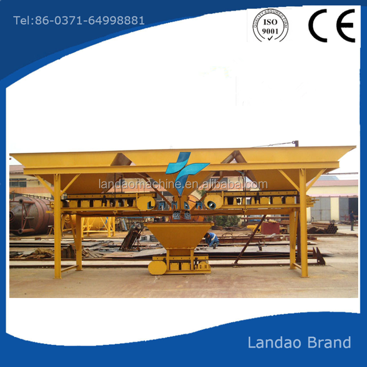 PLD1200-3 Concrete Batching Machine Electronic Aggregate Sand and Gravel Hopper