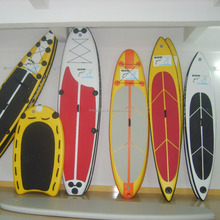 2017Dongguan supplier durable water inflatable sup surfboard