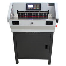 Hua Yue 460mm Programmable die cutting machine for paper