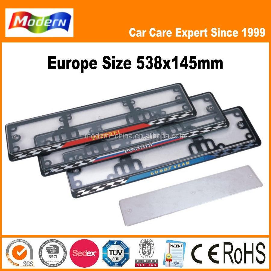 Wholesale license plates frames - Online Buy Best license plates ...