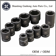 ODM Plumbing tool china factory impact socket set in high quality