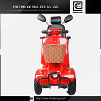 24v easy rider BRI-S02 good camping scooter