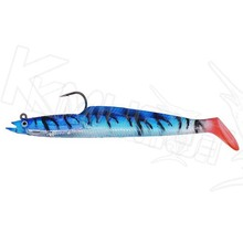 CHZ5303 Factory wholesale Vrious Colors Sand EEl Rigged Soft Fishing Lures