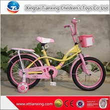 Best Selling 12 inch Kids Bicycle / Child Mini Bike For Girls