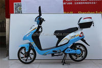 2016 Newest unfoldable electric bike High quality two wheels electric bicycle/scooter for lady