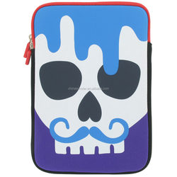 neoprene monsters mini tablet case tablet protective case