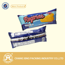 Customized food grade biscuit packing pouch/ cookie biscuit bags/ biscuit food wrapper