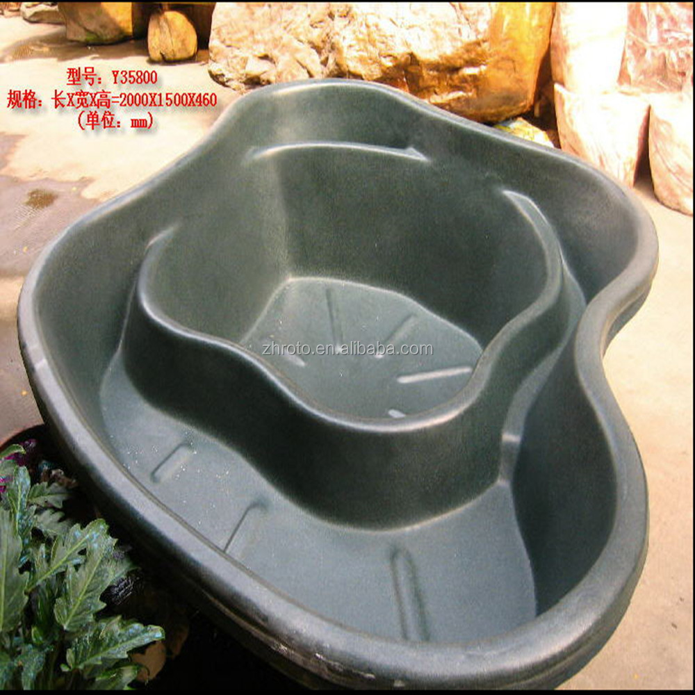 Rotomolding plastic /polyethylene water storage tank/container/cistern/pond