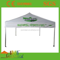outdoor advertising folding marquee