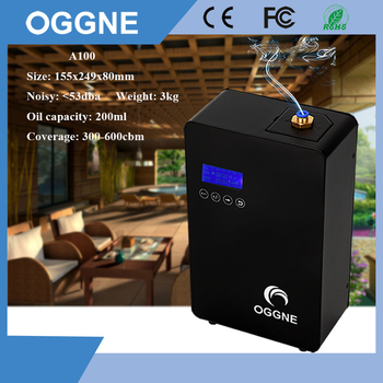 OGGNE professional aroma machines manufacture high quality electric scent air purifier