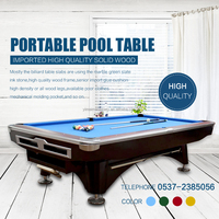 Ym-Us004 Portable Pool Table For Sale