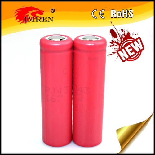 IMR 14500 600 mAh3.2v cropped lithium iron phosphate battery