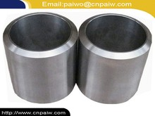Custom made OEM industrial precision shaft sleeve steel bushing
