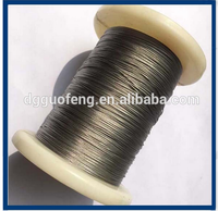 Huge Factory/low price/best quality galvanized steel wire rope/aircraft cable