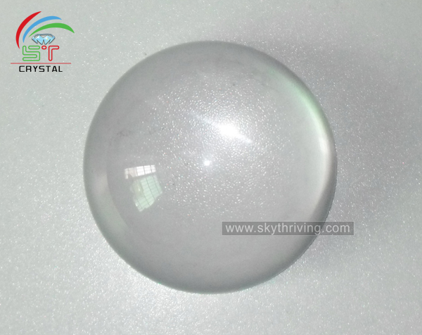 crystal dome paperweight/ crystal dome blank paperweight