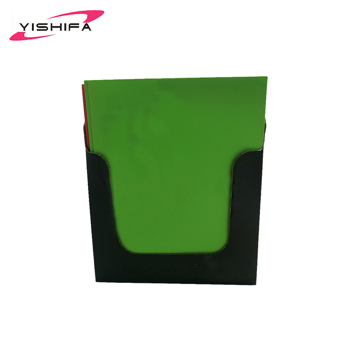 Customize PP 2 Pockets Portfolio For Plastic A4 File Folder with 3 Prongs Folder From Dongguan