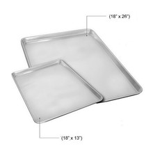 small aluminum sheet pan 18 Inch x 13 Inch