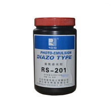 RS-201 water resistance photo emulsion