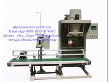 Z506 New Technology 10--50kg Automatic powder filling Machinery for sale in Africa