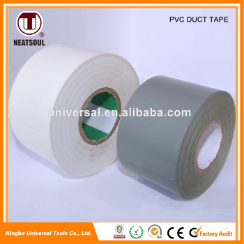 Good Quality China Manufacturer PVC Silver Cloth Duct Tape