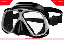 High quality professional low volume diving mask