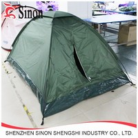 Lovers double person Outdoor casual camping tent single layer 2 person tent