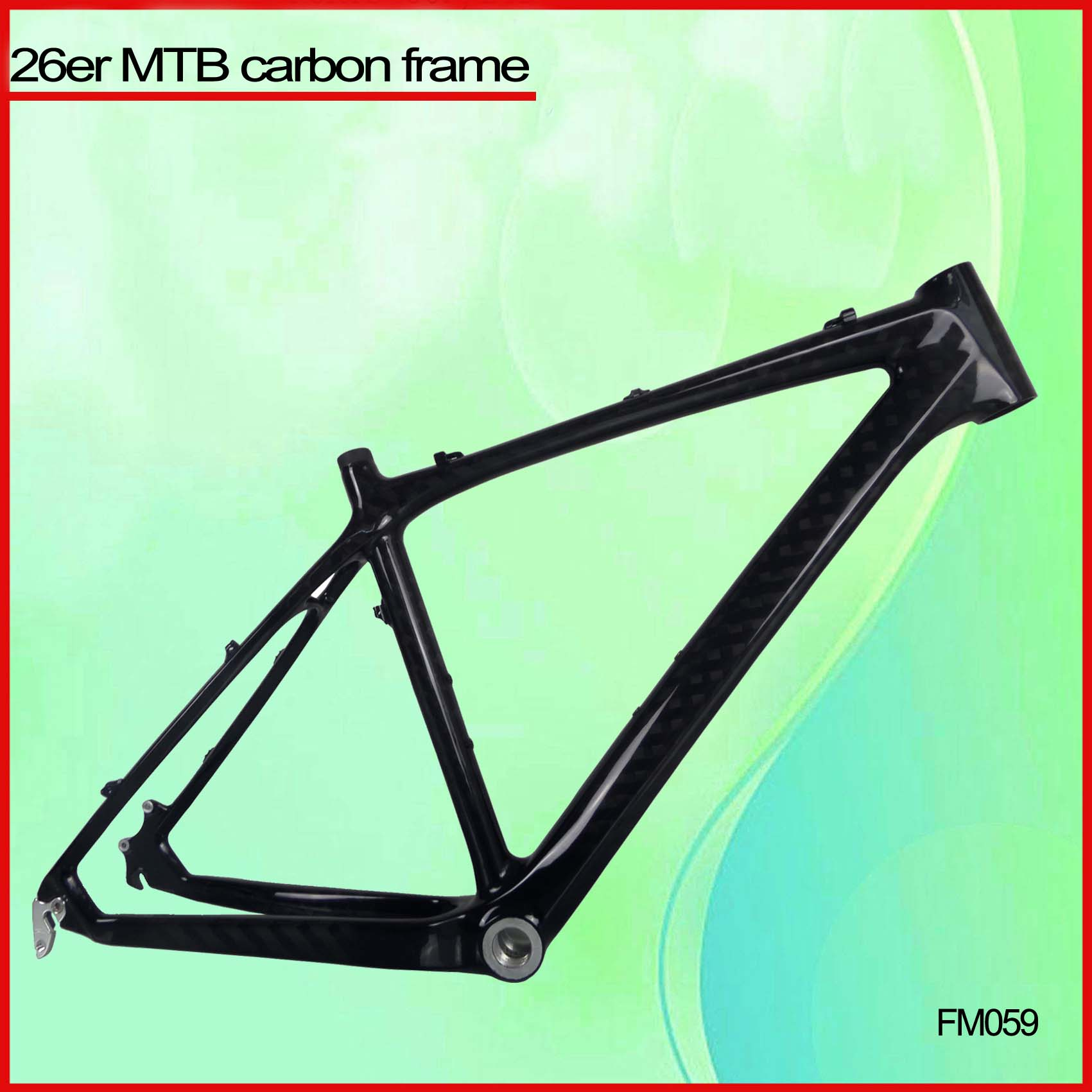 26er Tory full carbon Mountain carbon bike frame Falcon FM059
