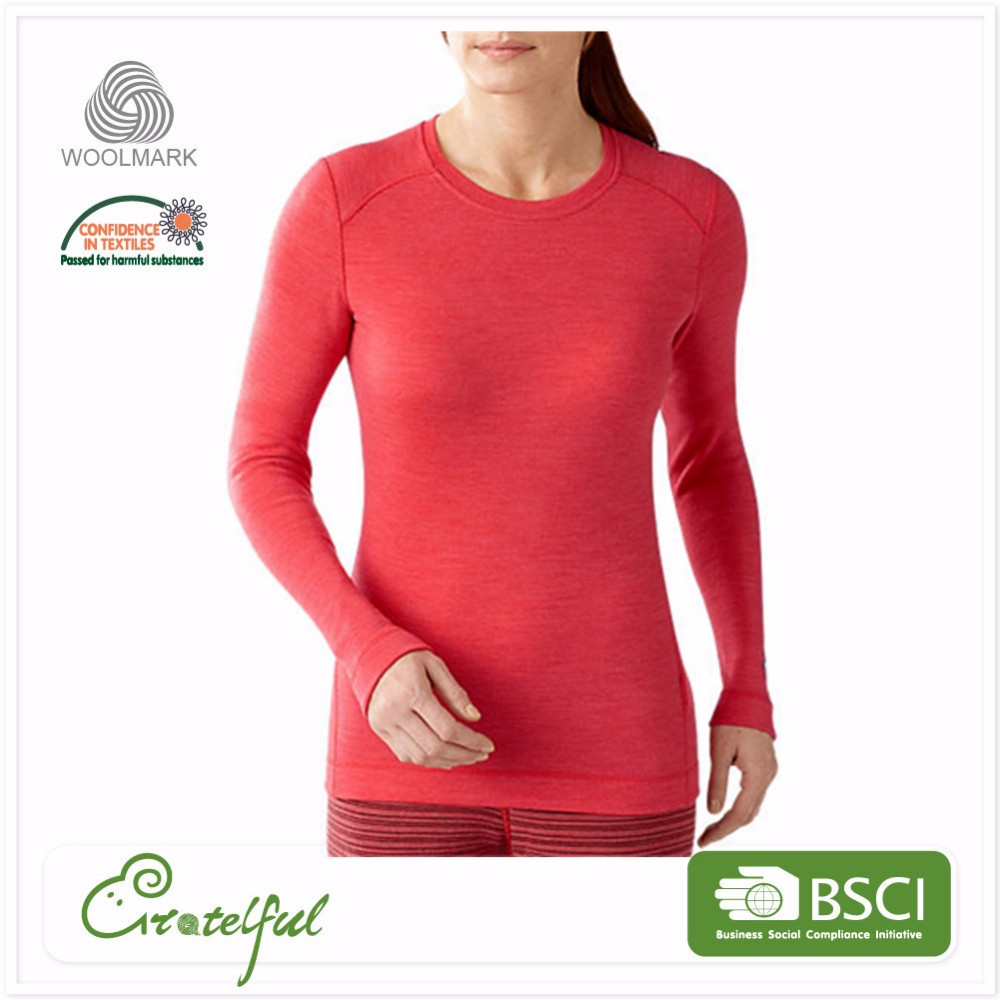 heated thermal underwear wholesale fleece v-neck good long johns