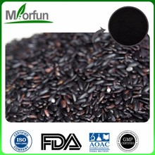 Water Soluble black glutinous rice natural puffing black rice powder for stress relief