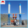 Electric new concrete mixer with double horizontal shaft on sale