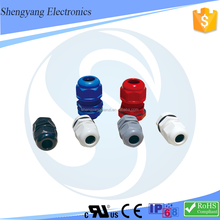 Factory direct sales red grey blue hawke pg36 cable glands for wholesales