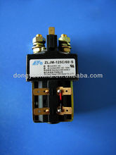 magnetic latching low voltage dc contactor