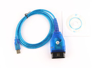 High quality VAG 409.1 KKL Diagnostic Cable Standard USB Vag 409 VAG Car 409.1 Interface OBD Interface OBDII Car