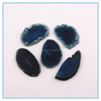 2015 new item in China market ebay-china- website nature agate slices wholesale