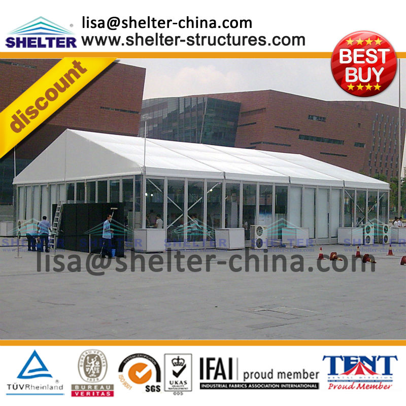 2013 New Design Industrial Storage Clear Inflatable Tents