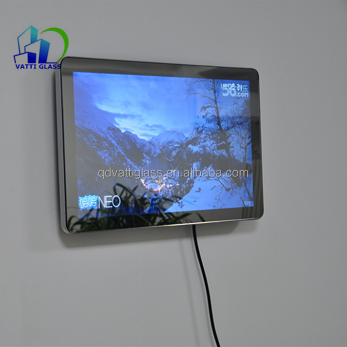 Wall Mount mirror TV Magic Mirror bathroom TV mirror