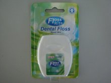 50M nylon or PTFE dental floss