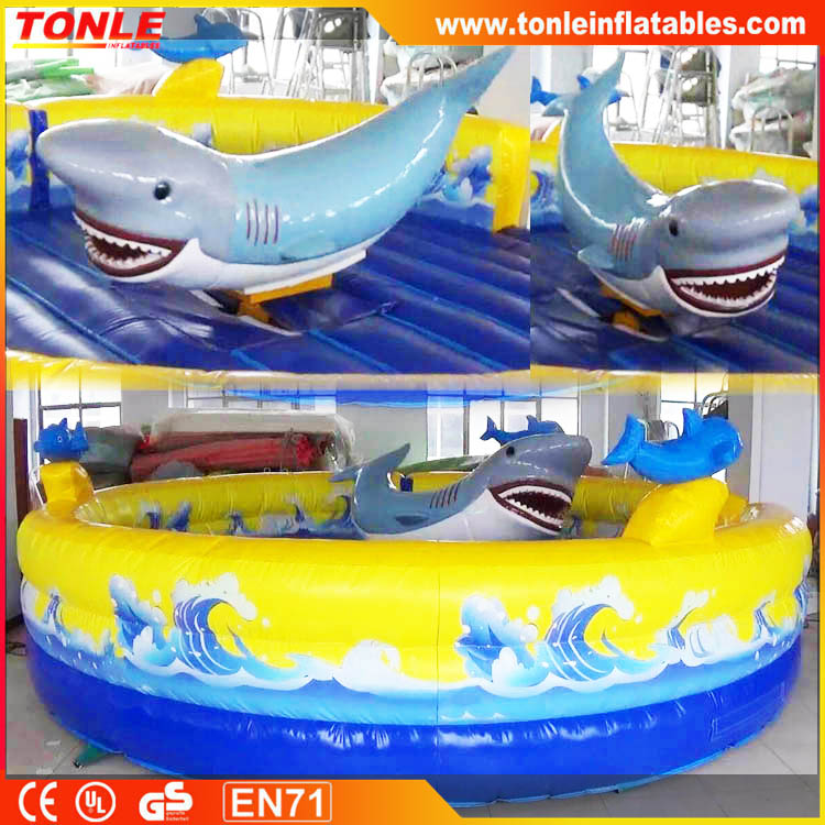 factory customized mechanical rodeo shark/ Great White Shark/ Dolphin/ Killer Whale